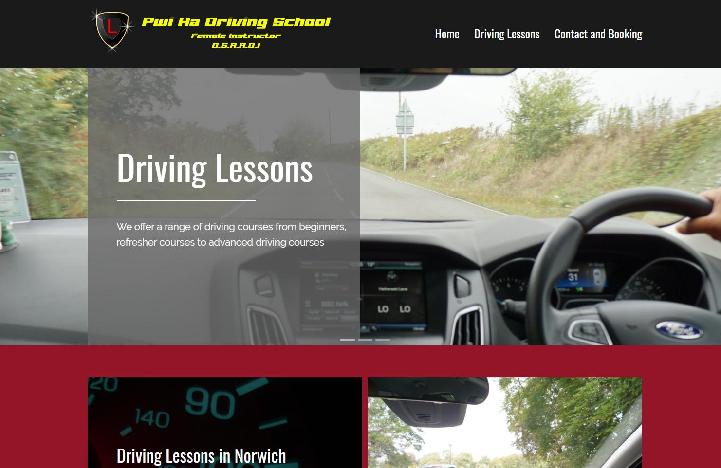 Pwi Ha's Driving School